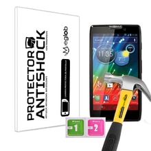Protège écran Anti-choc anti-rayures anti-éclats compatible avec Motorola RAZR HD