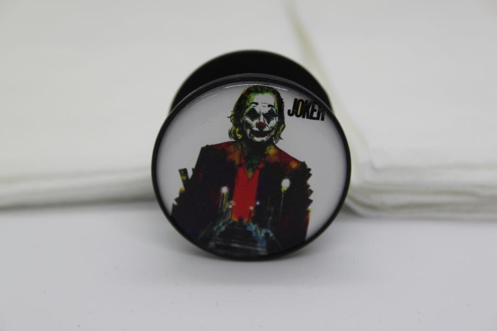 Joker-suporte de telefone temático popsocket