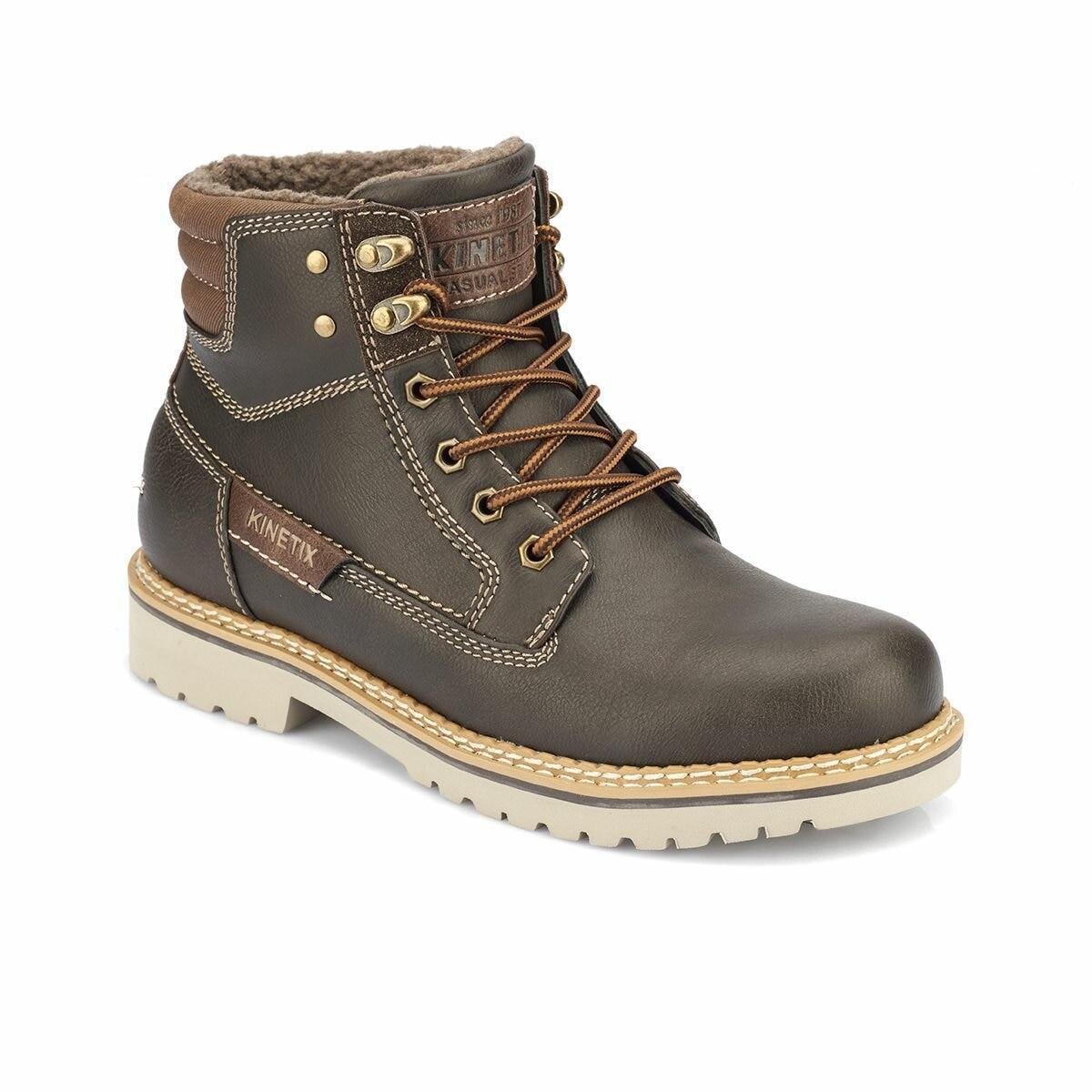 FLO CHARLEY Brown Men Boots KINETIX