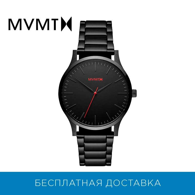 Relógio de pulso MVMT D-MT01-BL
