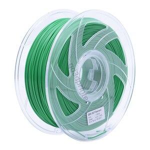 QIDI TECH High Quality Green Color 3D Printer Filaments Plastic Rubber Consumables Material,1.75mm PLA