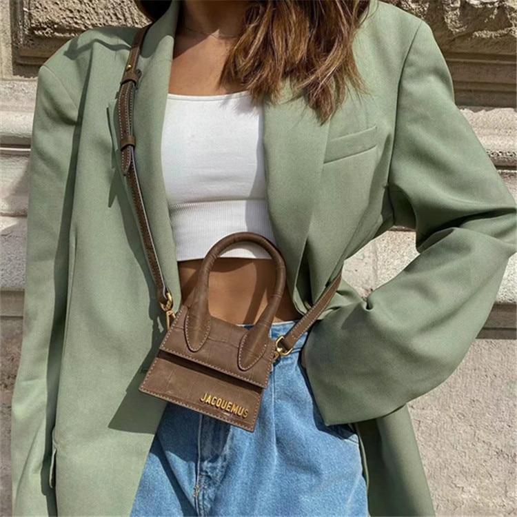 Модные большие блейзеры FAKUNTN, куртки, Осень-зима 2021, однобортные пальто, Офисная Женская одежда, верхняя одежда, Блейзер, куртки