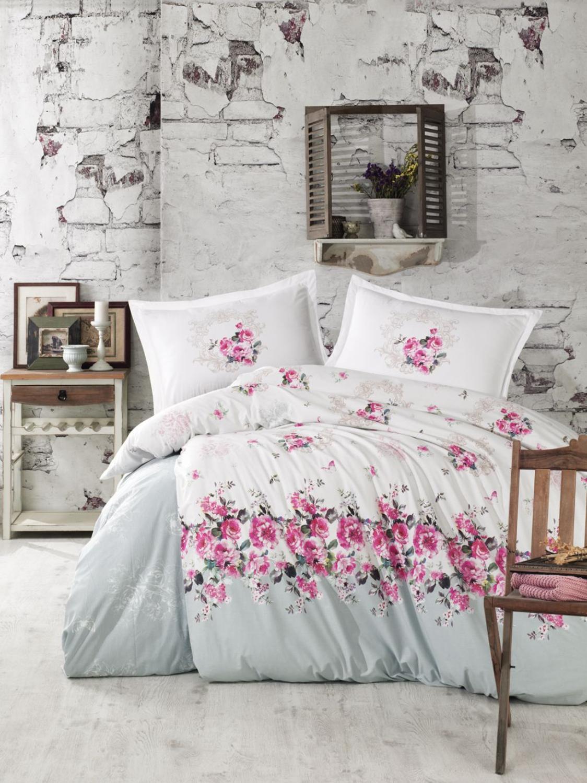 Rade 100% القطن طقم سرير عالي الجودة الوردي المزدوج الملك الحجم المزدوج حاف السرير مجموعة غطاء لوكس الحديثة رومانسية أغطية سرير حاف c