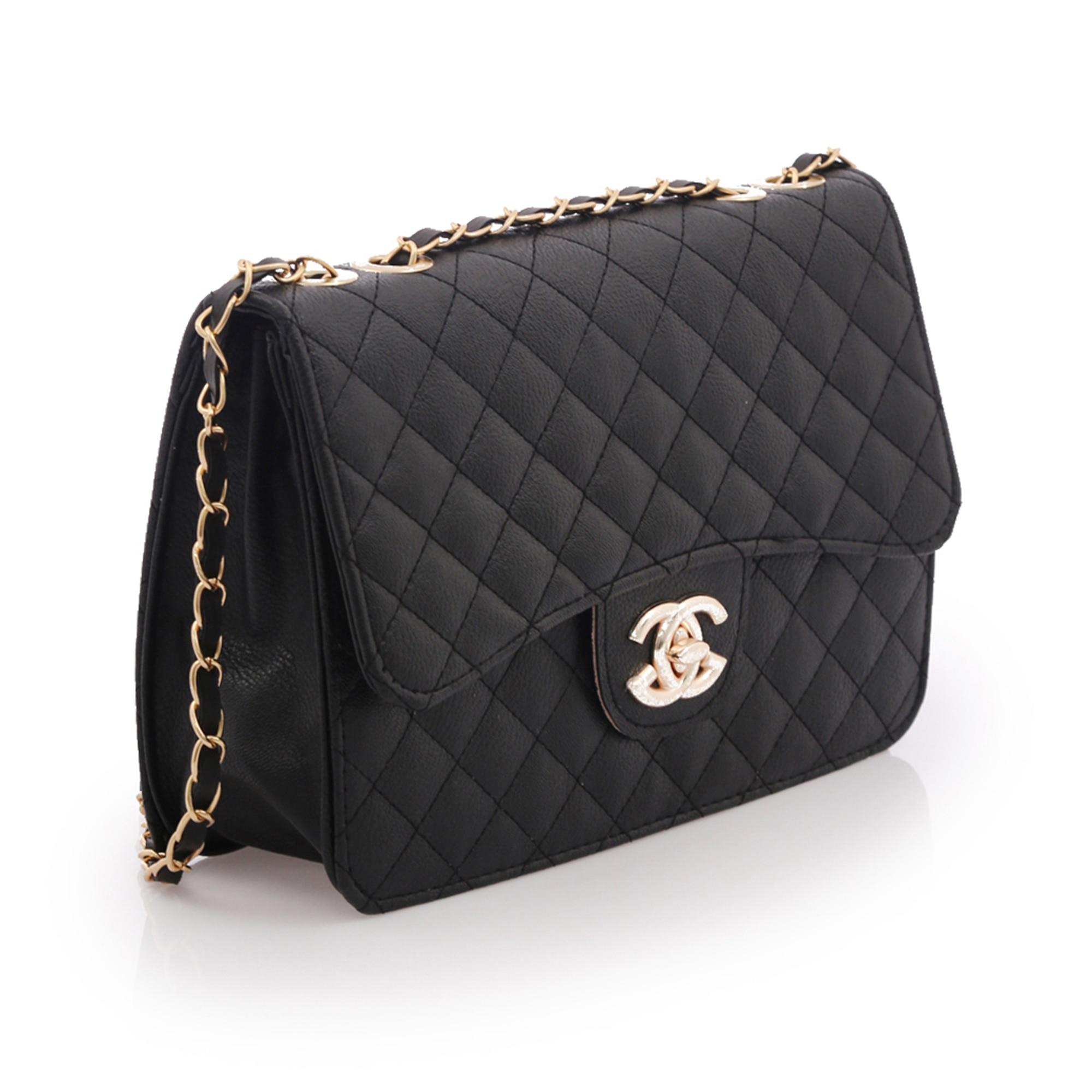 Woman Bags Black Shoulder Bag Women Handbag Crossbody Tote Lady Fashion Small Leather Hand Purse Des