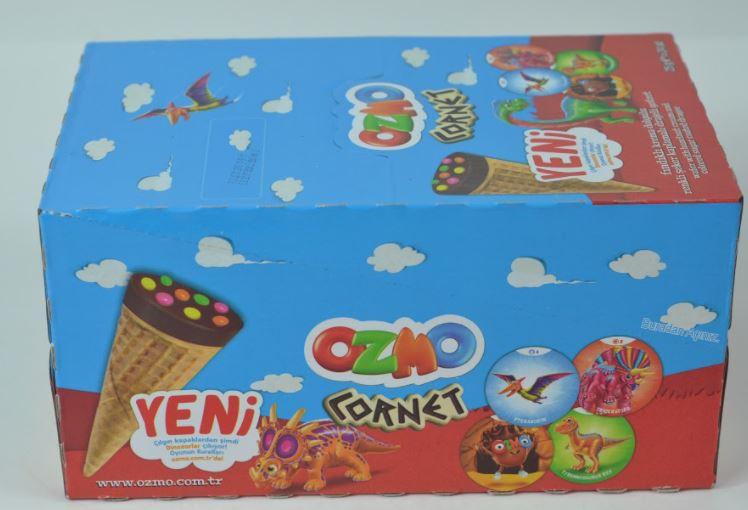 Şölen Ozmo Cornet Chocolate 24 Pieces   delicious yummy chocolate