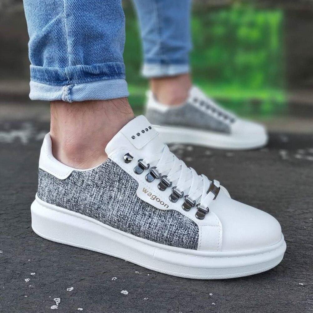الرجال عادية مبركن أحذية رياضية عالية الجودة الرياضة الأعمال المتسكعون تنفس الانزلاق على حذاء مريح عدم الانزلاق الاتجاه الأحذية