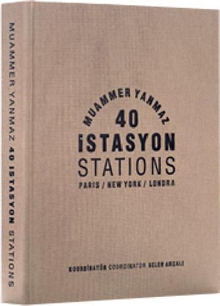 40 de la estación de París-Nueva York-Londres Muammer de fuego Merih Akoğul Som investigación de consultoría (turco)