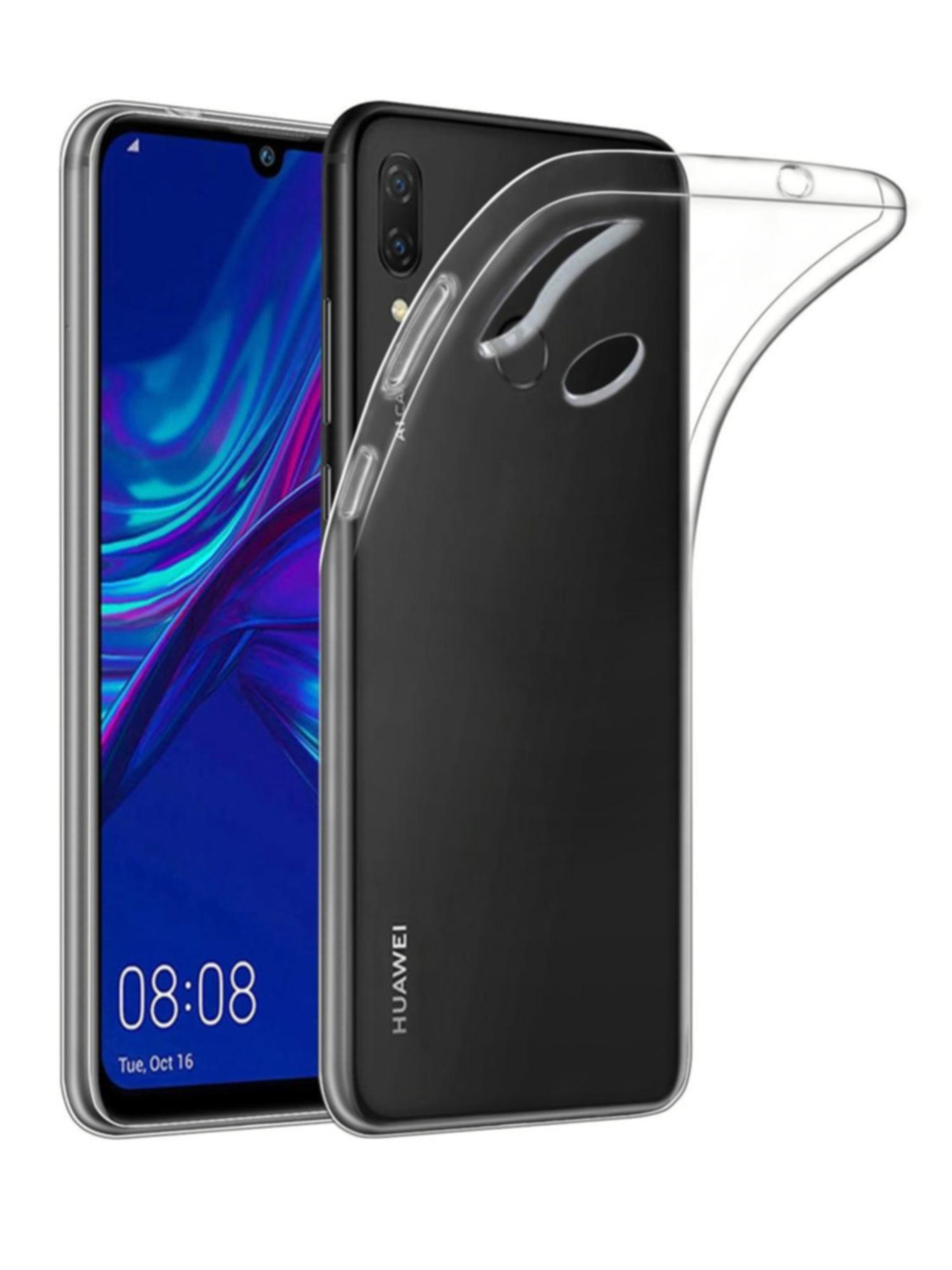 Funda de gel TPU carcasa protectora silicona para movil Huawei P Smart Plus Lite y P Smart 2019 Elige Modelo