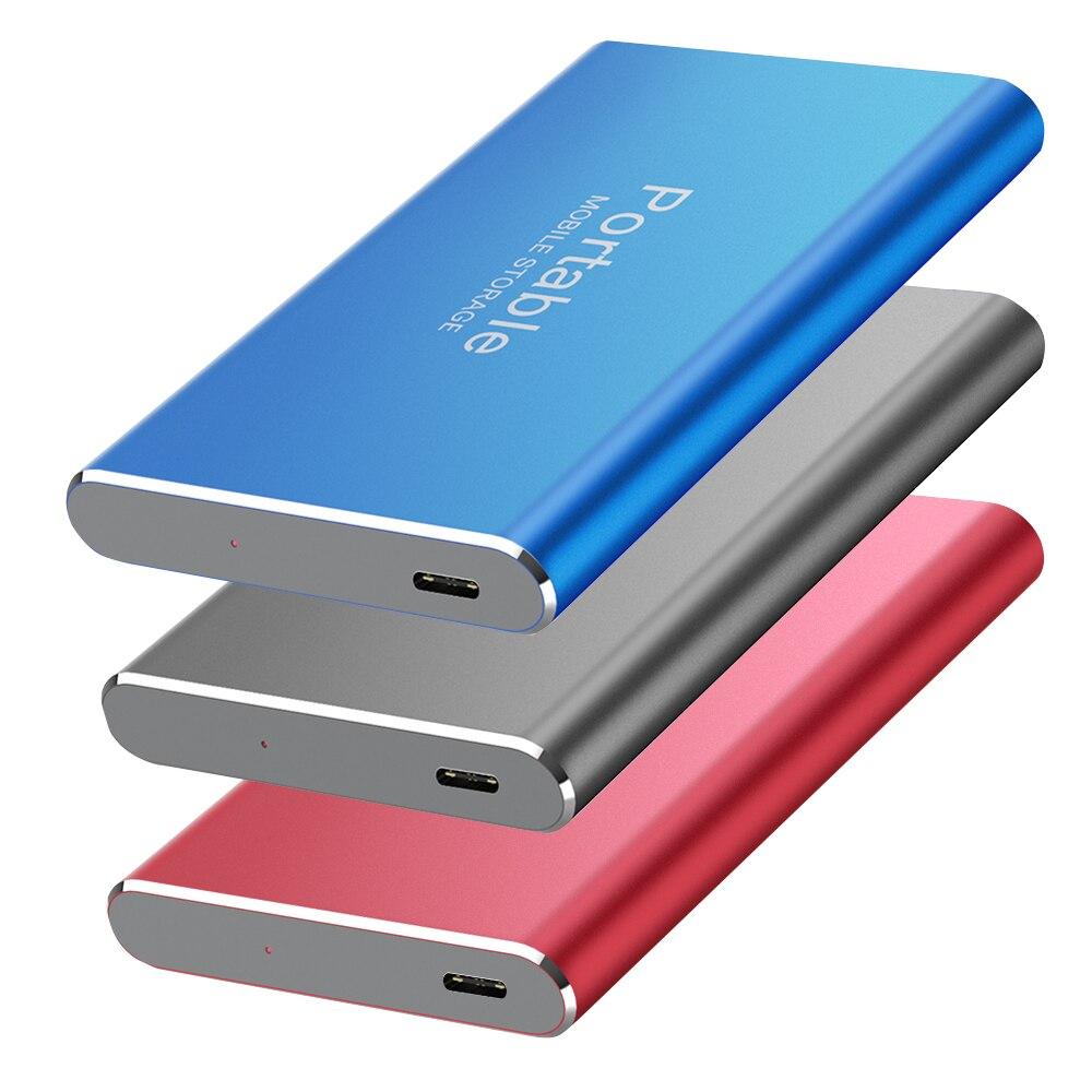 USB 3.1 SATA SSD HDD Hard Drive for Laptop Desktop External Hard Disk Drive 4TB 8TB HD Hard Disk Portable Solid State Drive 2.5'