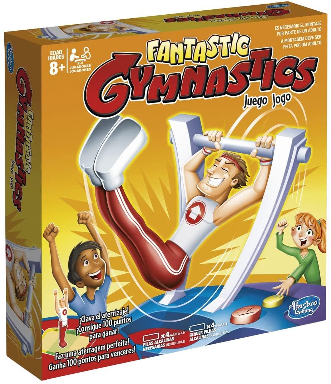 Hasbro Fantastic Gymnastics Juego Novedad juguetería habilidad