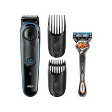 Braun BT3040 tondeuse à barbe électrique Rechargeable pour hommes/tondeuse à cheveux