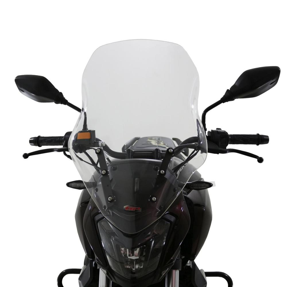 GP Kompozit for Bajaj Dominar 250/400  Touring Windscreen 2017-2020
