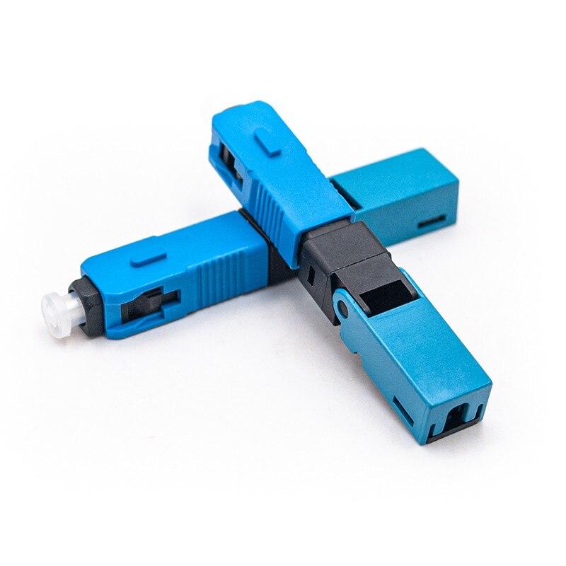 UNIKIT ESC250P SC UPC موصل سريع موصل بصري الألياف الميكانيكية
