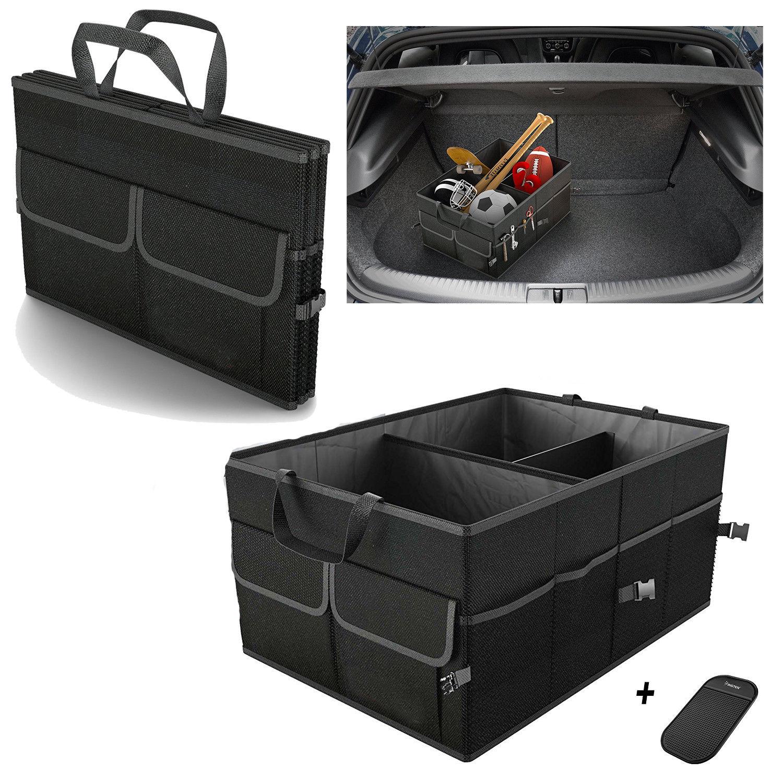 Car Storage Collapse Trunk Back Bin Bag Caddy Organizer Ford Hyundai Automobiles Interior Accessorie
