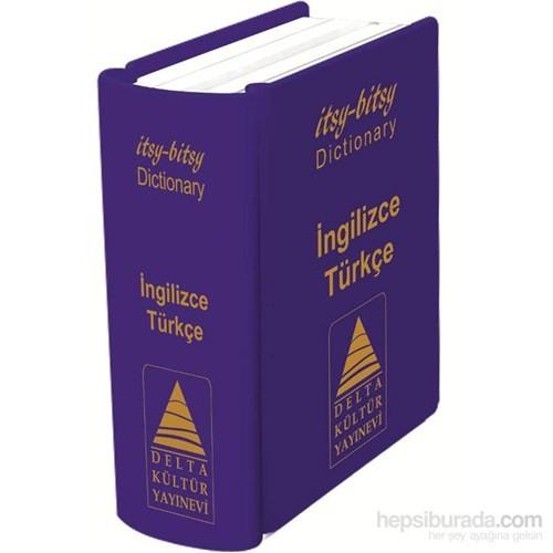 Diccionario inglés de Bahasa, inglés, minidiccionario turco-inglés de Issy-Bitsy