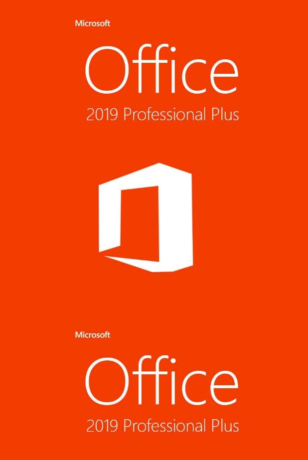 Office 2019 Professional Plus Licence Multi-Language Activation LIFETIME
