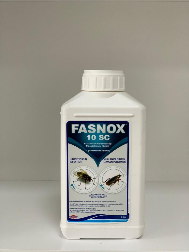 FASNOX SC 10 1 Lt