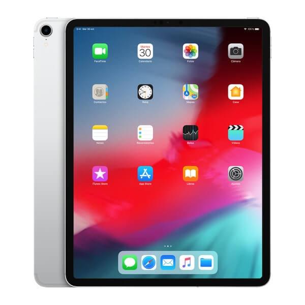 "Apple iPad Pro (2018) 12,9"" 256 GB WiFi Plata MTFN2TY/A"