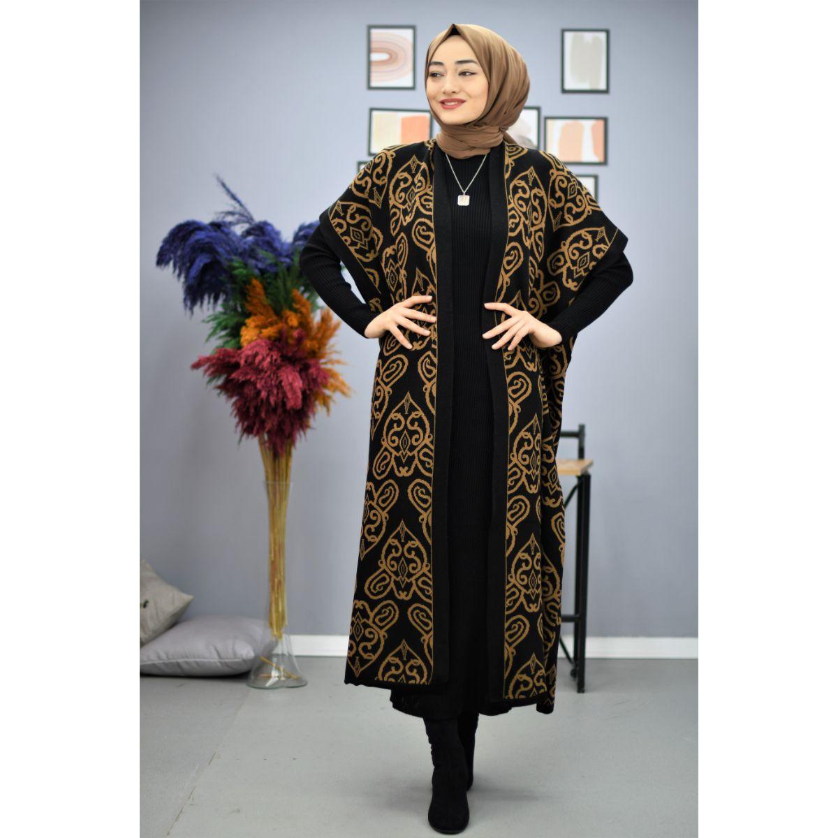 2 قطعة Musulman النساء مجموعات مسلم العباءة تركيا دبي النساء الملابس الحجاب اللباس 2021 جديد أزياء
