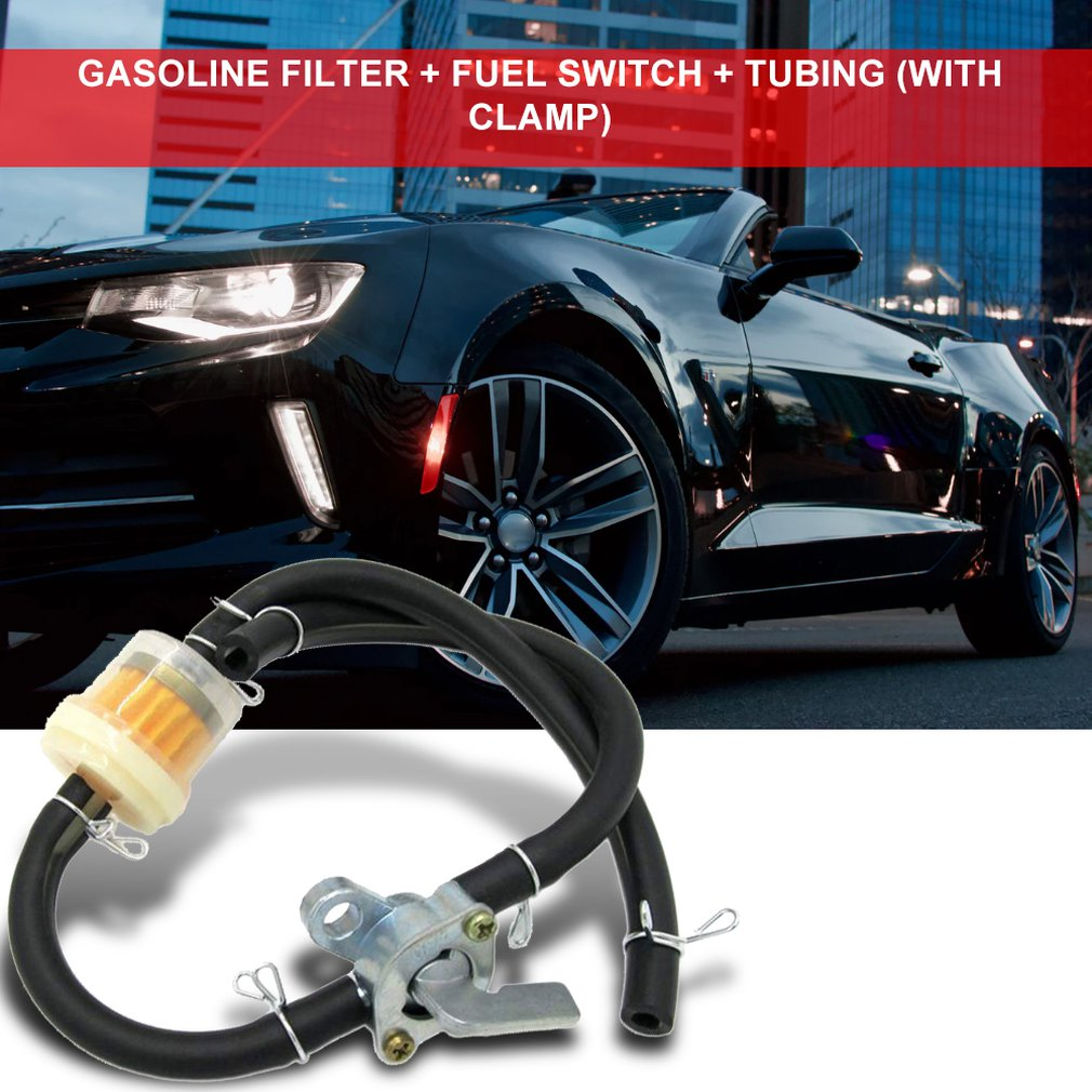 methanol generator fuel engine small micro internal combustion engine oil moving model educational toy mini engine Promotion 2021 New Universal Fuel Tap Gasoline Switch Fuel Tap Gasoline Tap Faucet for Generator Gas Engine Fuel Tanks