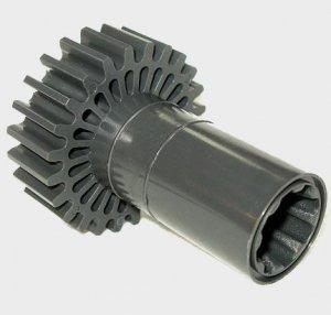 Engranaje para picadoras marrón (Braun) Power Plus 7051414 Original