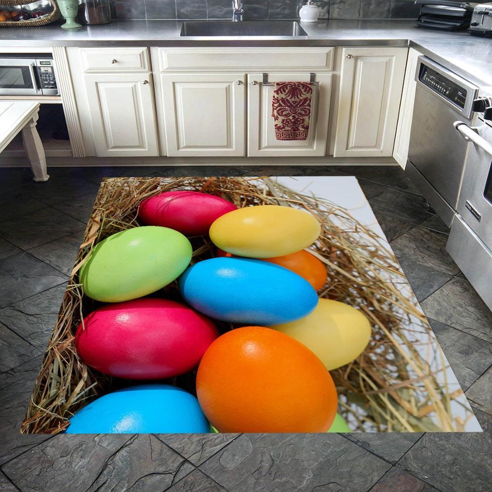 سجاد قابل للغسل ، سجادة أرضية مانعة للانزلاق ، سجادة مطبخ 13