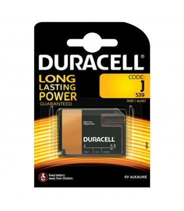 Lâminas duracell bateria original alcalina especial lr61 6 v en blister 2x unidades