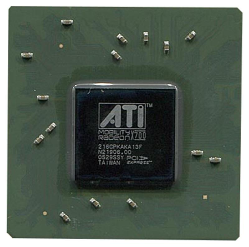 Chip de vídeo AMD Mobility Radeon X700, 216cpkaka13f