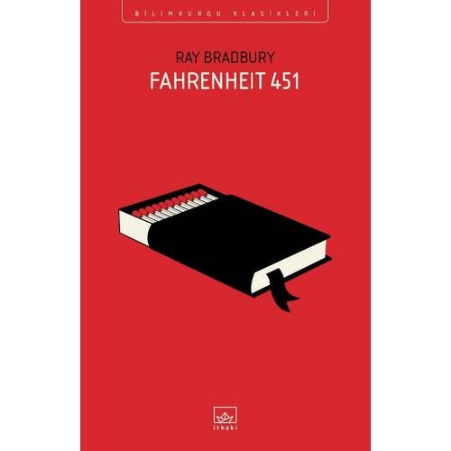 Фото - Fahrenheit 451 - Ray Bradbury (Turkish Book) bradbury ray from the dust returned