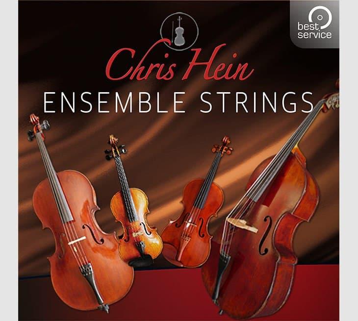 CHRIS HEIN Ensemble Strings- BEST SERVICE (VSTI KONTAKT)
