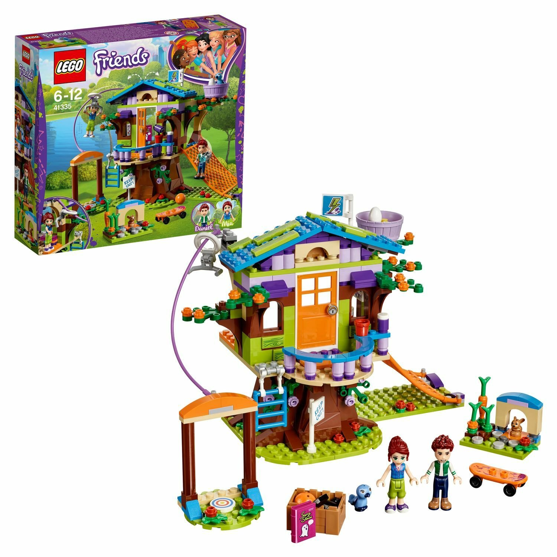 Diseñador Lego House Mia en un árbol amigos (41335)