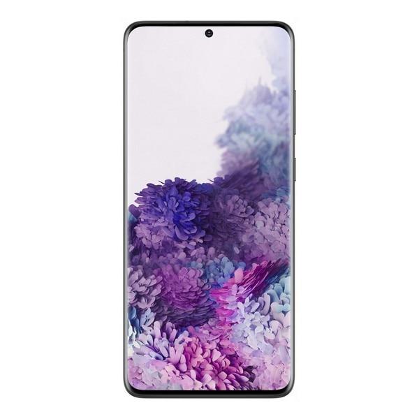 "Smartphone Samsung Galaxy S20 + SM-G985FZKDEUB 6,7 ""Octa Core 8 go RAM 128 go noir"