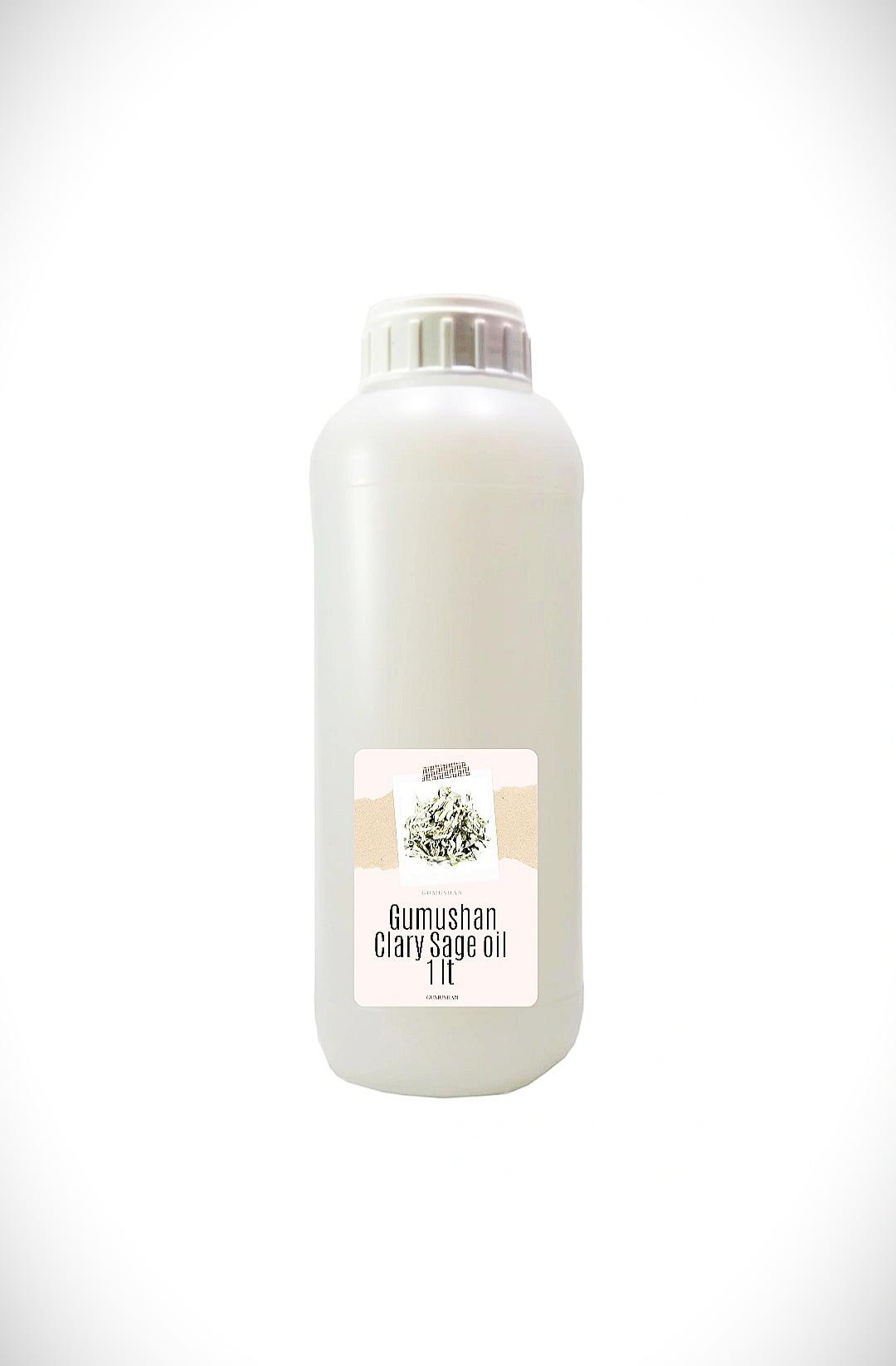High quality pure Clary Sage Oil 1 liter 34 fl oz 1000ml