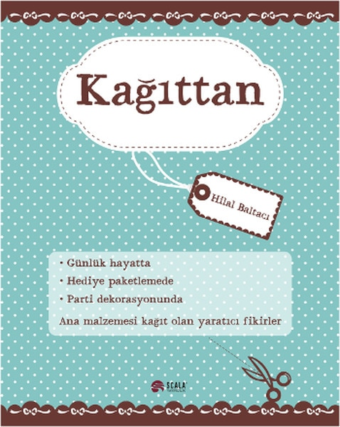 Papel crescente axeman scala publishing (turco)