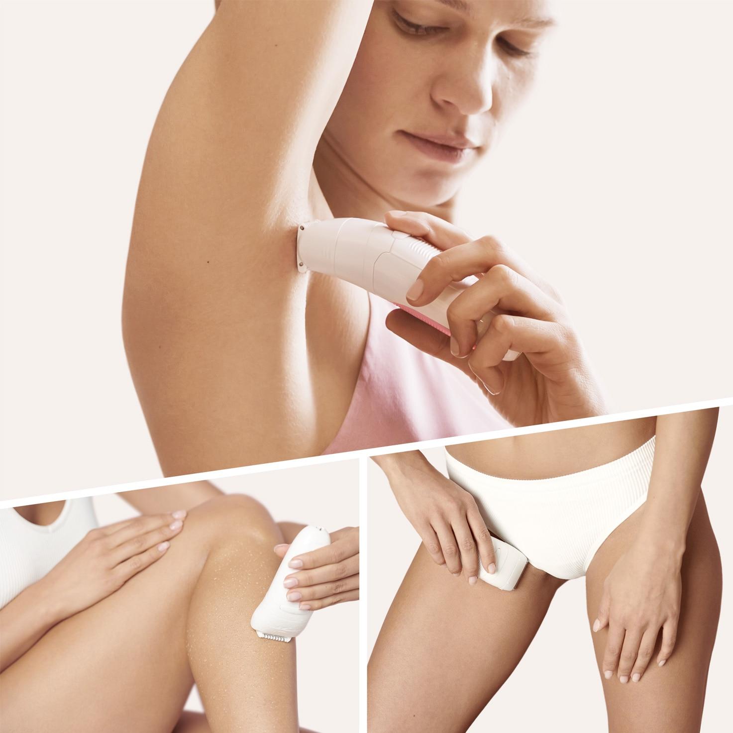 Braun Silk-épil 5-620 epilator. Wet & Dry epilator. Man / Woman Shaving Bikini Depilatory Legs Body enlarge