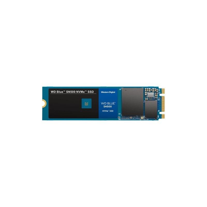 Western Digital Wd Blue Sn550 Nvme, 250 Gb, M.2, 2400 Mb/s, 8