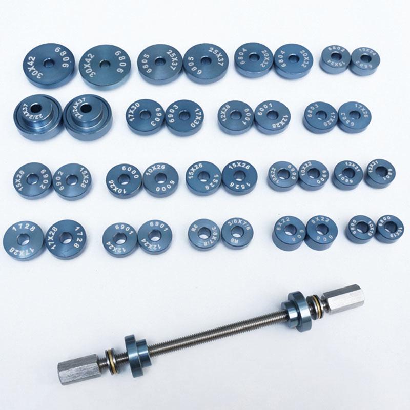 Road bike Bearing Tool Hub Bicycle Frame Wheel Bottom bracket BB Tool Headset Press fit Installation Practical