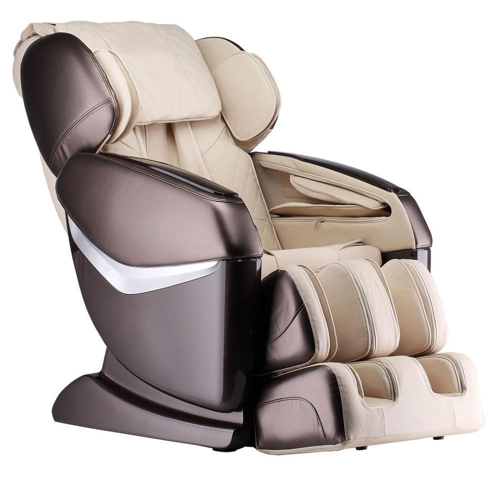 Cadeira de massagem desejo com programas de massagem automática e manual, massagem corporal, massageador para casa e escritório GESS-825 kombo