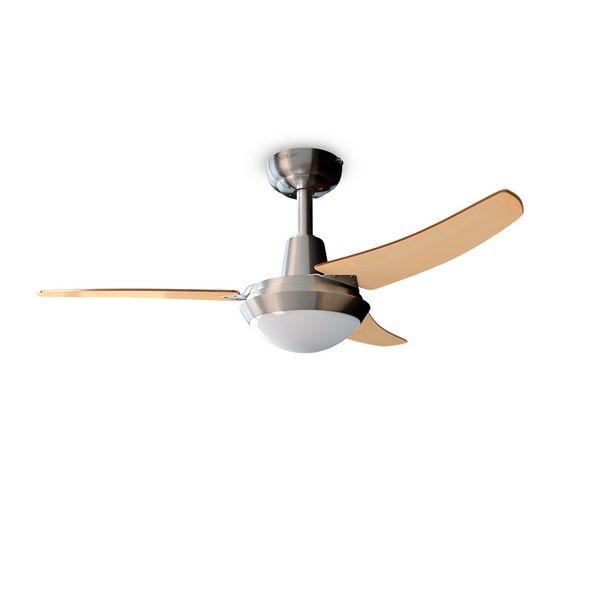Ventilador de Techo con Luz Cecotec Forcesilence Aero 480 65W