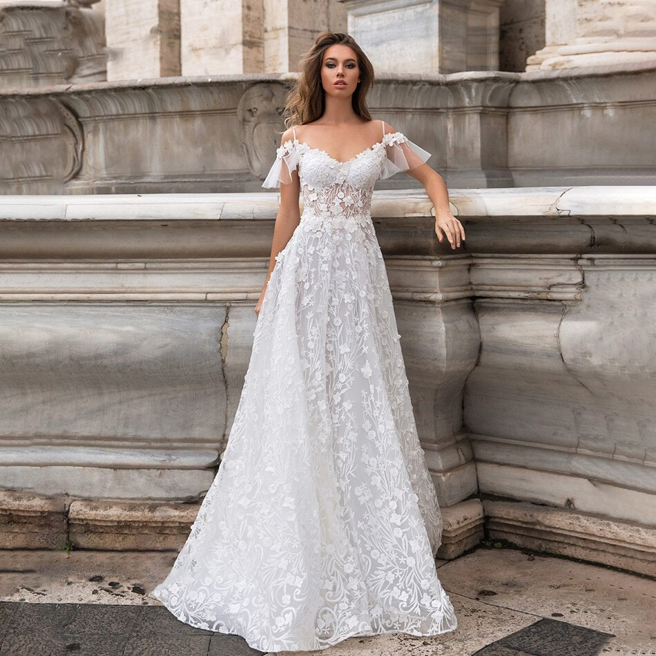 floral-appliques-wedding-gown-with-spaghetti-straps-2021low-v-back-backless-custom-made-unique-a-line-cold-shoulder-bridal-dress