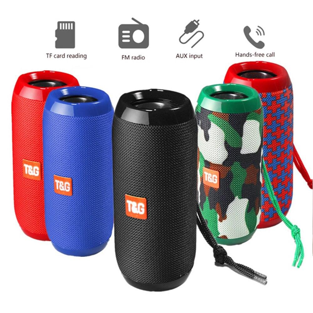 T&GG 117 BT Bluetooth Wireless Speaker  enlarge