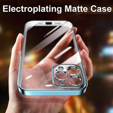 Silicone Case For iPhone 11 12 Pro MAX 13 SE 2020 XR X 7 8 Plus Cases For iPhone  XS 12 mini 13 Pro