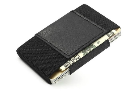 2020 Mini Credit Card Holder Leather New Card Wallet for Men and Women Casual Fashion Slim High Qual