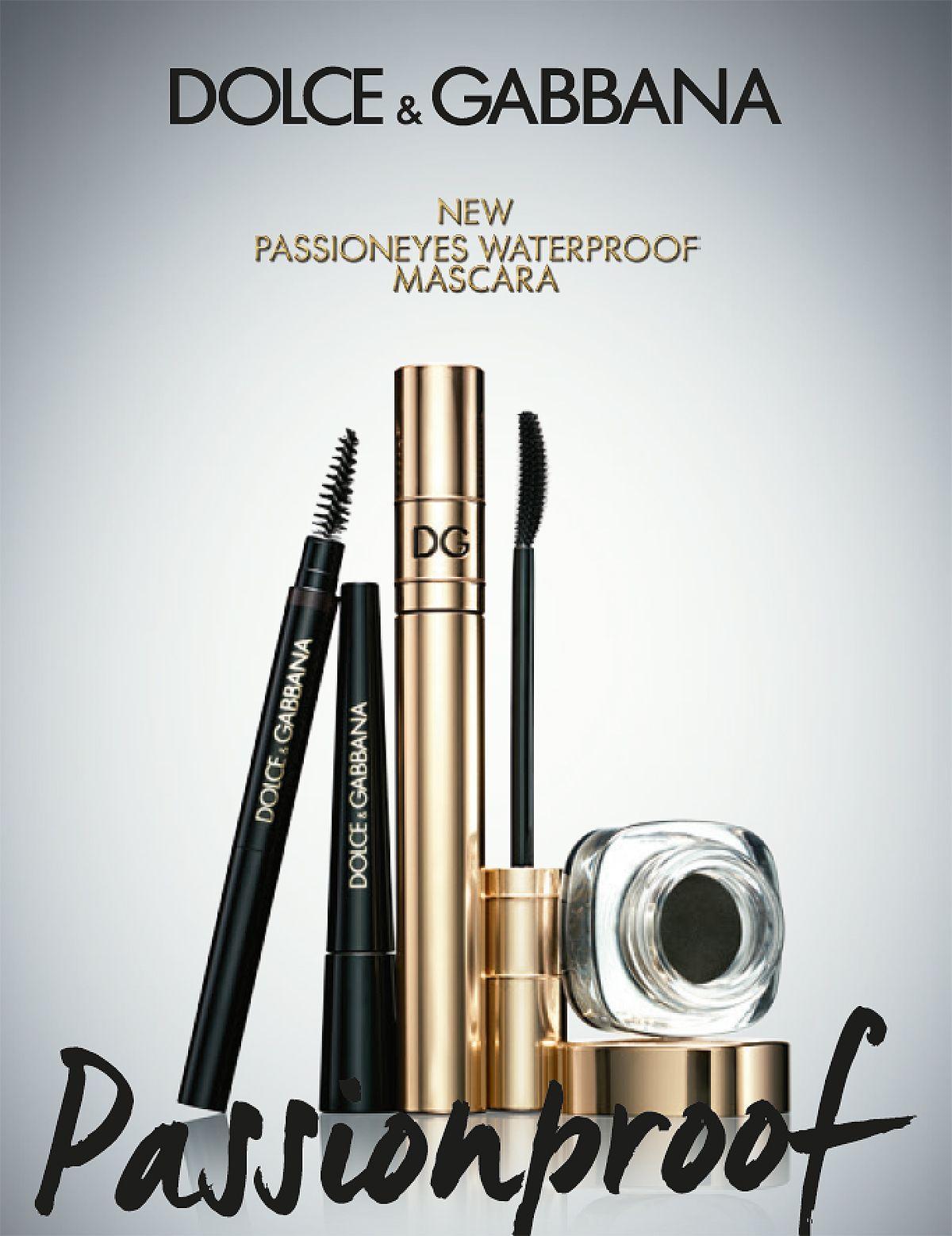 Passion Eyes-rímel negro para maquillaje de ojos, maquillaje de pestañas, Cosméticos de...