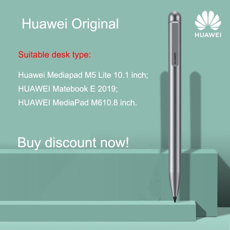 Original Stylus M-Pen lite for Huawei Mediapad M5 lite M6 Capacitive Pen stylus M5 lite M6 10 Touch Pen For Matebook E 2019