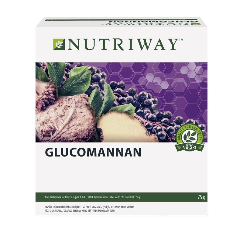 Glucomannan by NUTRIWAY™ 30 x 2.5 g sachets