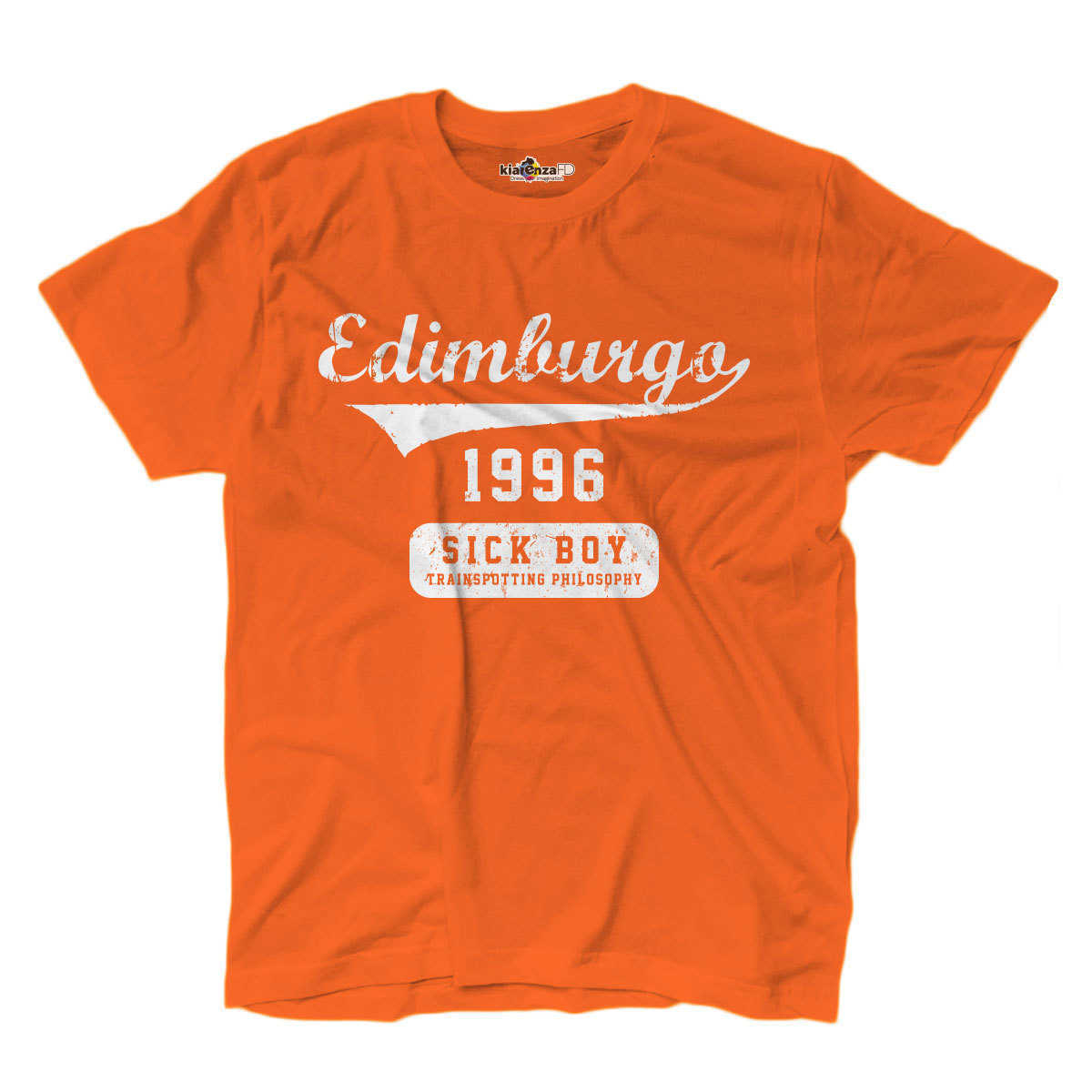 T-shirts sick boy edinburgh film cult 3 s