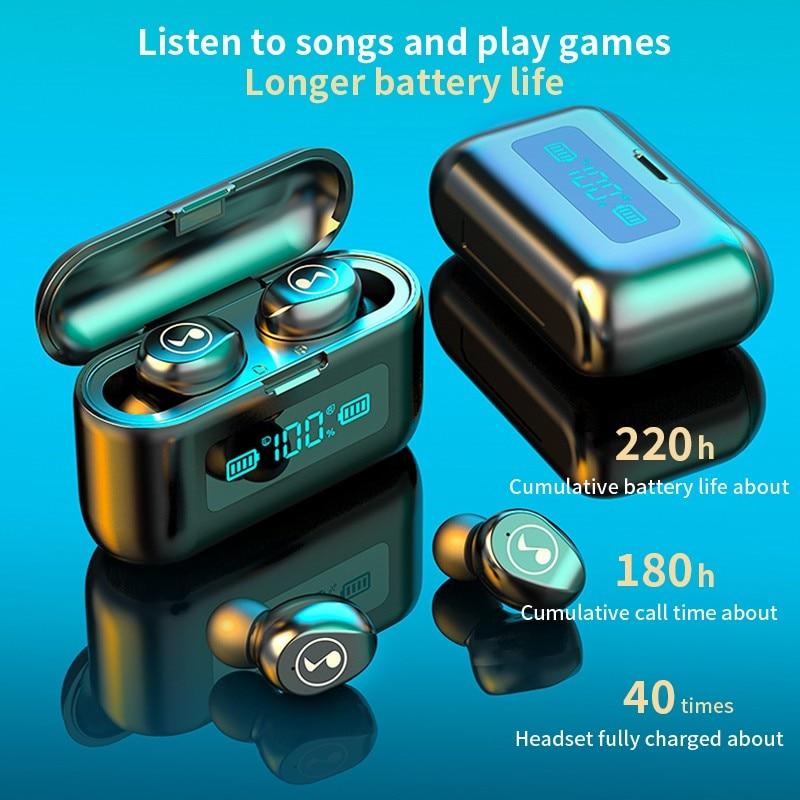 cuffie bluetooth wireless earphones Bluetooth headphones Pro Fone bluetooth wireless earbuds For xiaomi huawei redmi Phone