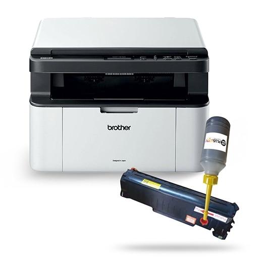 DCP-1511 BROTHER DOLAN TONERLİ drukarka laserowa (1 strona wydruku 0,02 TL)