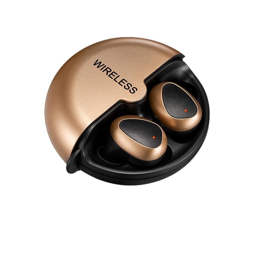Auriculares inalámbricos TWS con Bluetooth 5,0, cascos deportivos impermeables con Control táctil...